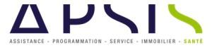 Logo d'APSIS Santé