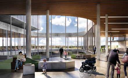 APSIS Santé réalise le Programme du nouveau Complexe Hospitalier Régional Centre Sud en Belgique