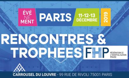 Retrouvez APSIS Santé aux Rencontres FHP 2019